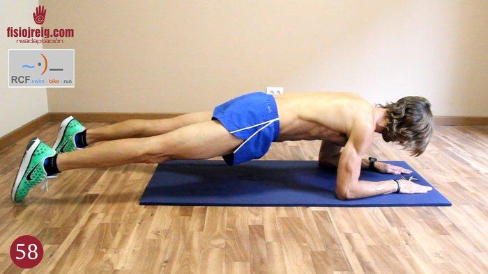 Tonificación transveso del abdomen