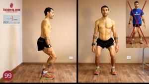 Ejercicio corrector de rodillas