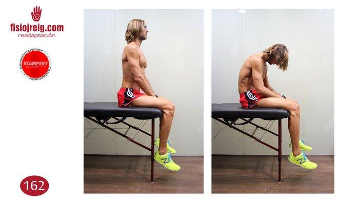 Reeducación postural espalda