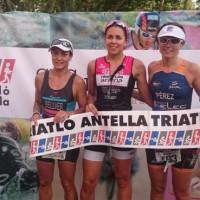Aida Bellver segundo puesto en Antella