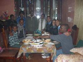 Casa amigos etíopes