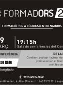 Formadors 20.20 plan formativo dirigido a técnicos y entrenadores