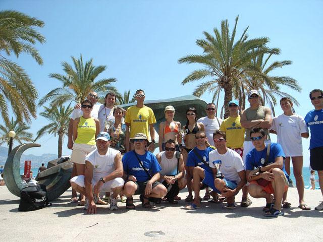 Club Natació Alcoi Albir 2007