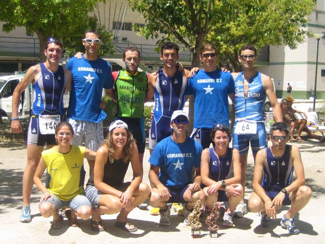 Club Triatlón Komando 2007