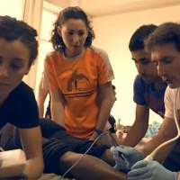 colaboración fisioterapeutas Etiopía