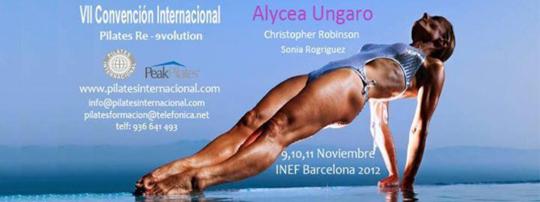 Convencion Internacional de Pilates