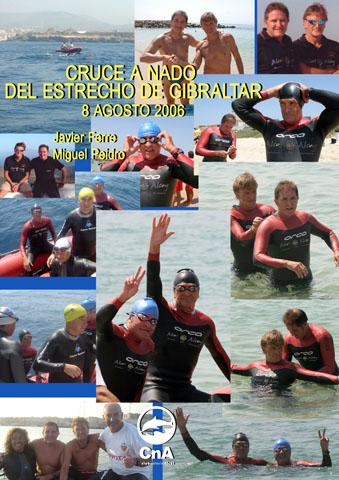 Cruce a nado Estrecho de Gibraltar