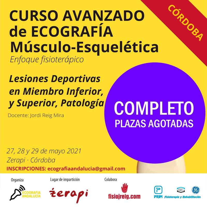 curso ecografía Córdoba completo