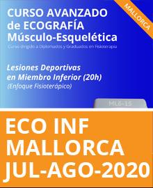 curso ecografia Mallorca