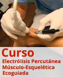 curso electrólisis percutánea andalucía