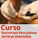 Curso de electrólisis percutánea, técnicas avanzadas ecoguiadas