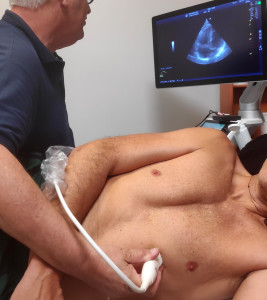 ecocardioscopia prueba de esfuerzo