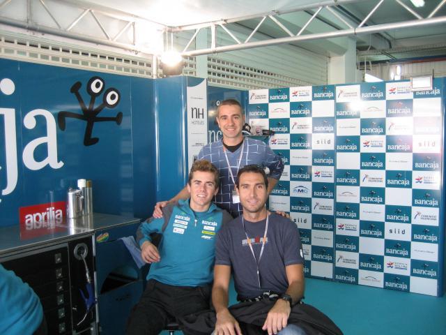 En GP Cheste 2010
