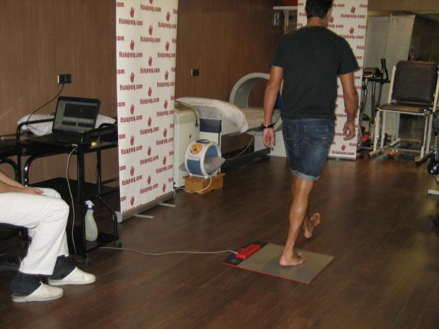 Tratamientos cl nica de fisioterapia en alcoy for Estudio de pisada