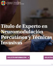 experto neuromodulacion