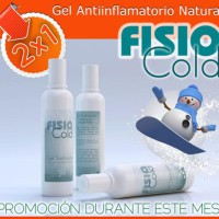 Fisio Cold gel antiinflamatorio natural