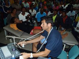 Fisioterapia solidaria en Etiopía
