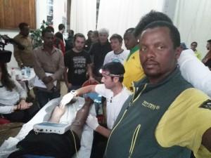 Fisioterapia solidaria Etiopía