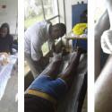 La formación y  fisioterapia solidaria en Etiopía da sus frutos