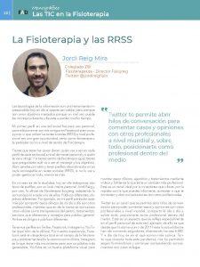 fisioterapia y redes sociales