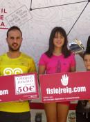 Ganadores locales de la XIX pujada al Montcabrer