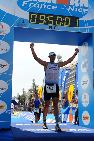 Ironman Niza