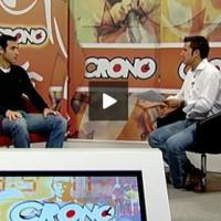 Jordi Reig en programa crono tv