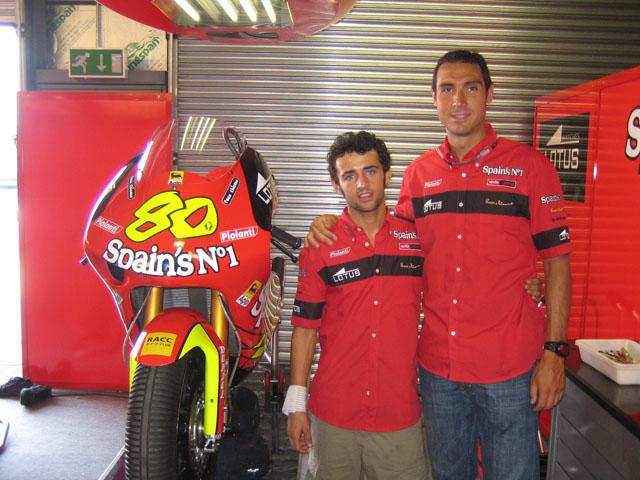Jordi Reig y Héctor Barberá