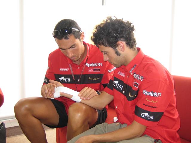 Jordi y Héctor Barberá