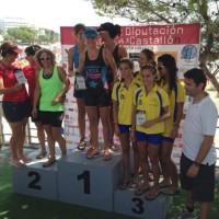 Komando fisiojreig femenino da la talla en Alcossebre
