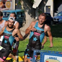 Komando fisiojreig tercer puesto por-equipos en Bétera