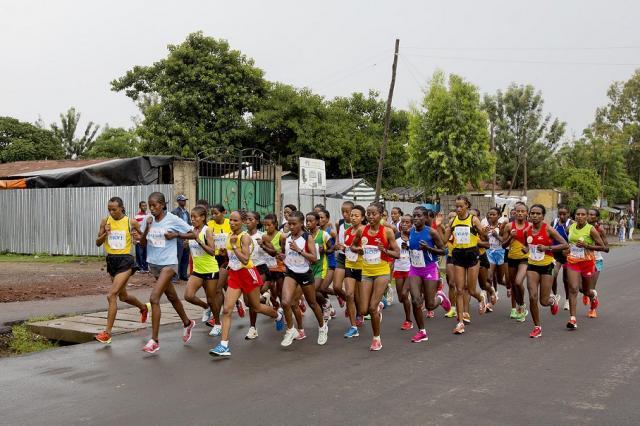 Maraton Awasa femenino
