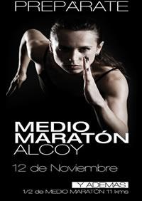 Medio maratón Alcoy