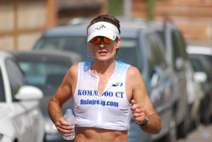 Moises Vidal triatleta