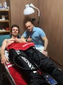 Puesta a punto de Nico Terol antes de sus 24h de Le Mans