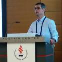 Nuestro Dr. en biomecánica deportiva en el Congreso de Viena