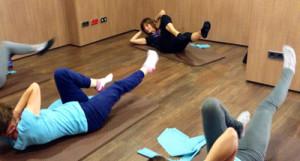Pilates en fisiojreig