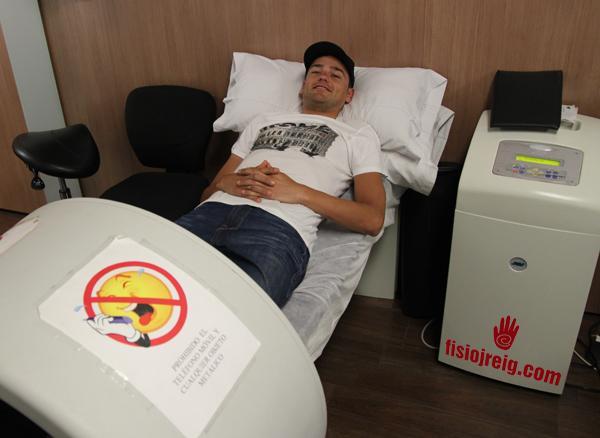 Rafa Valls después del Giro 2013