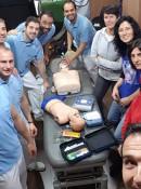 Formación en Reanimación Cardiopulmonar para nuestro equipo
