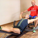 K-stretch estiramientos con tabla postural