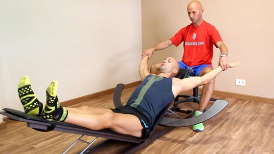 Recuperacion de la flexibilidad