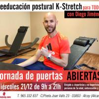 Reeducación postural K-Stretch
