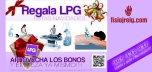 Regala LPG esta navidad