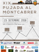 XIX pujada al Montcabrer, 23 de septiembre