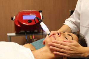 Tratamientos faciales con diatermia