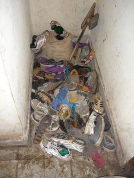 Zapatillas corredores Etíopes